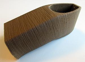 Prototipazione. Filamento a base di legno